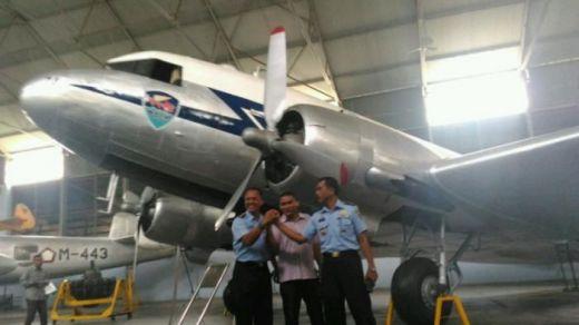 Wow! 47 Pasangan Akan Menikah Di Atas Pesawat Saat Ulang Tahun Museum Dirgantara Yogyakarta