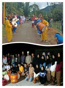 Penampilan Atraksi Wisata, Turut Andil dalam Pemberdayaan Pemuda di Sungai Janiah Baso Agam