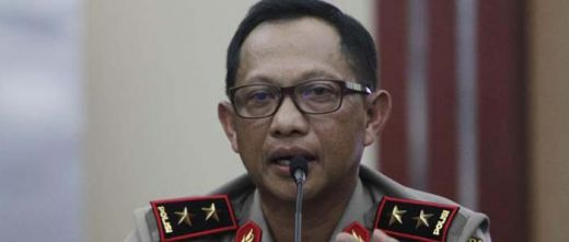 Berhasil Jadikan Ahok Tersangka, Tito Sebut Polri Polri Lebih Hebat dari KPK