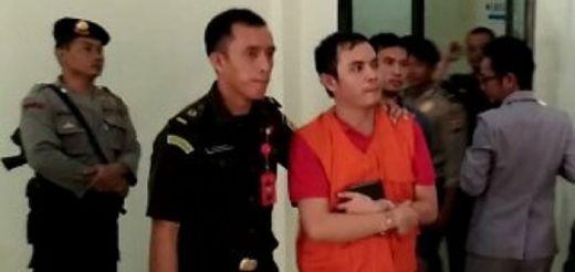Bunuh dan Mutilasi 2 Anak Kandungnya, Polisi Ini Malah Divonis Bebas...