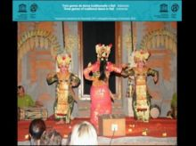Wow! UNESCO Putuskan Tari Bali Jadi Warisan Budaya Dunia