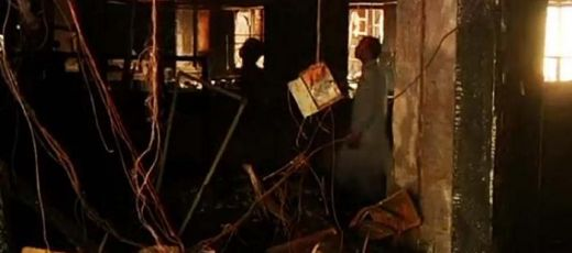 Hotel Mewah Terbakar, Puluhan Tamu Lompat dari Jendela, Banyak Juga yang Terperangkap dalam Api