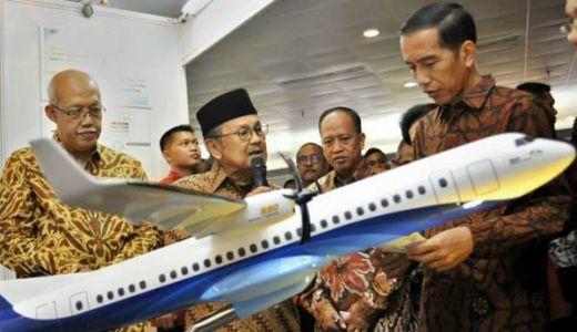 Patungan Pesawat R80 Karya Habibie Terus Digenjot, Di Sumatera, Festival Trainer Nasional-nya Digelar di Padang, Bukittinggi dan Medan