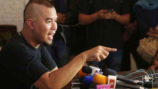 Usai Ikut Aksi 411, Ahmad Dhani Dipecat dari Lesbumi NU