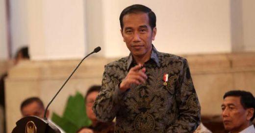 Jokowi Sebut Suhu Politik Indonesia Menghangat karena 411 dan 212, Tapi Alhamdulillah...