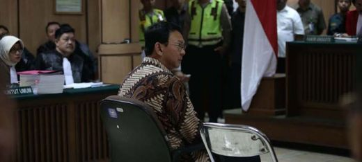 Oalah... Gara-gara Ucapannya di Sidang Perdana, Ahok Dilaporkan Lagi ke Polisi