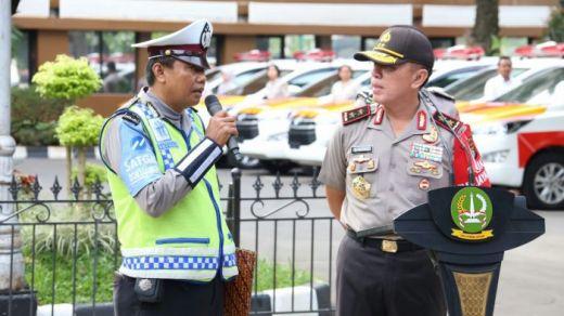 Polantas yang Dimaki-maki dan Dianiaya Ibu-ibu Oknum Pegawai MA Dapat Penghargaan dari Kapolda Metro Jaya