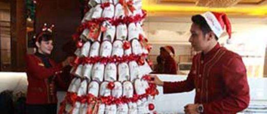 Ingat...! Jangan Paksa Karyawan Muslim Pakai Atribut Natal