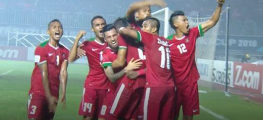 Fantastis! Kalahkan Thailand 2-1, Indonesia Memang Luar Biasa... Selangkah Lagi Juara