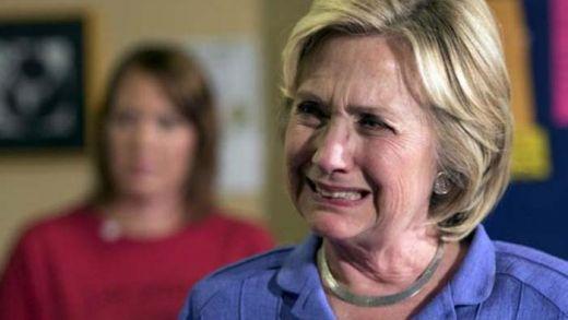 Oalah... Terungkap! Ternyata Salah Ketik Jadi Penyebab Utama Kekalahan Hillary Clinton