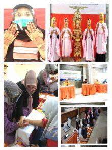 Ciptakan Peluang Kerja, Remaja Putri Beserta Ibu-ibu di Maninjau Ini Diberikan Pelatihan Tata Rias dan Mahendi