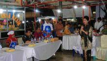 Menyambut Tahun 2016 di Payakumbuh, Kuliner Malam Bergairah