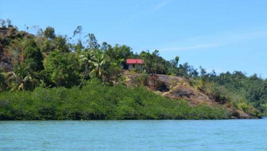 Bupati Marah Dengar Kabar Ada Pulau di Kawasan Wisata Mandeh Diduga Dibakar