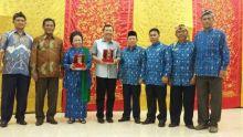 Paguyuban Warga Sunda di Sumbar Silaturahmi dengan Pemko Padang