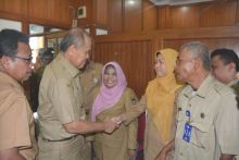 Pantau Pelayanan Publik, Wawako Padang Sidak Dinas TRTB-P