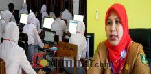 Laksanakan UNBK, SMAN 2 Pulau Punjung Dharmasraya Pinjam 15 Unit Laptop