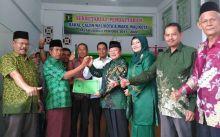 H. Almaisyar Tikam Jejak ke DPC PPP