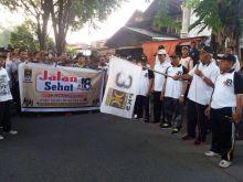 Walikota Padang: Dengan Berolahraga, Sedikit Warga Masuk Rumah Sakit