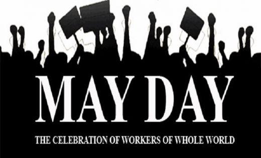Pagi Ini Buruh di Sumbar Adakan Aksi Jalan Santai Peringati May Day di Kota Padang