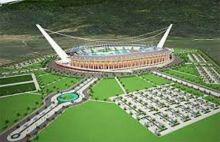Main Stadion Sumbar Diperkirakan Rampung Sebelum Pembukaan MTQ Nasional XXVIII Tahun 2020