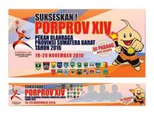 Semakin Dekat, Kota Padang Bertekad Sukseskan Porprov Sumbar ke-XIV 2016