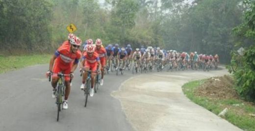 Tour de Singkarak Resmi Dimulai, Sabtu Ini Start dari Kota Pariaman dan Finish di Tanah Datar