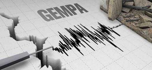 Sepanjang Tahun 2018, Peristiwa Gempa di Sumbar Naik Dua Kali Lipat