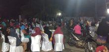 Anggota DPRD Dharmasraya Peraih Suara Terbanyak pada Pileg 2019 Gelar Syukuran