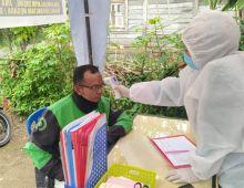 Komunitas Ojek Online di Payakumbuh Sudah Lakukan Test Kesehatan, Warga tak Perlu Ragu Gunakan Jasa Ojol Selama PSBB