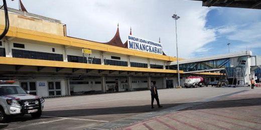 Tiket Mahal, Jumlah Pemudik di Bandara Minangkabau Turun 38 Persen