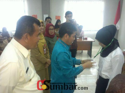 Cetak Wirausaha Baru, Pemko Pariaman Latih Anak Muda di BDI Padang