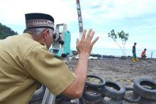 Padang Sebagai Tujuan Wisata Halal, Masjid Megah Didirilkan di Pantai Padang