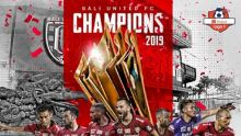 Taklukkan Semen Padang, Bali United Pastikan Diri Juara Liga 1 2019
