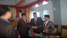 Paripurna DPRD Limapuluh Kota Tetapkan Irfendi Arbi – Ferizal Ridwan, Bupati-Wabup periode 2016-2021
