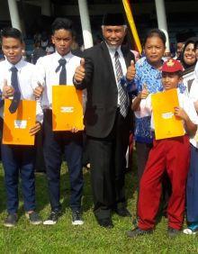 Peringati Hardiknas, Wako Mahyeldi: Kota Padang Harus Jadi Kota Pendidikan