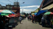 Walikota Solok Bangga, Aktifitas Pedagang Tertata Rapi di Jalan Lingkar Koto Panjang