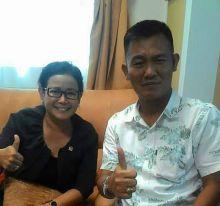 Cari Dana Bangun Daerah, Wabup Dharmasraya Lakukan Lobi ke Ibukota Jakarta