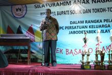 Keluarga Paninggahan Sambut Baik Bupati Solok yang Memasukan Daerahnya dalam RPJP