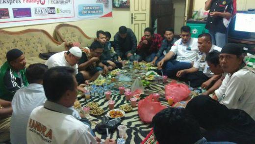 Jalin Silaturahmi, PWI Padangpanjang Gelar Buka Puasa Bersama