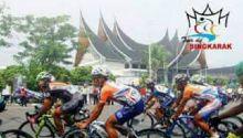 Jelang Tour de Singkarak 2016, Jalan di Dharmasraya Sudah Kinclong