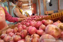 Penurunan Harga Bawang Merah Picu Deflasi di Padang pada Juli 2020