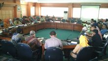 KKW Difasilitasi Sekretariat DPRD