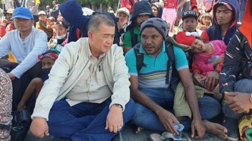Nasib Malang Perantau Minang di Wamena, Nasrul Abit: Saya Menangis Melihat Mereka