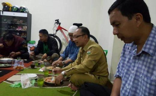 Silaturrahmi IKA FH UNAND Padang Panjang Diikuti Sekjen DPP
