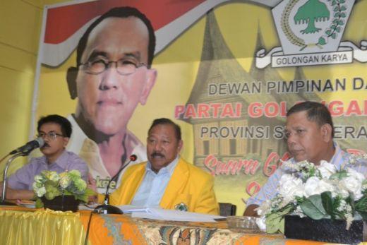 ARB Diagendakan Hadiri Musda IX DPD Partai Golkar Sumbar