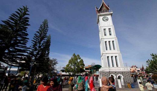 Warga Malaysia Dominasi Kunjungan Wisatawan ke Sumbar