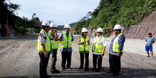 Pembangunan Jalan Tol Padang - Pekanbaru Masih Terkendala Masalah Lahan