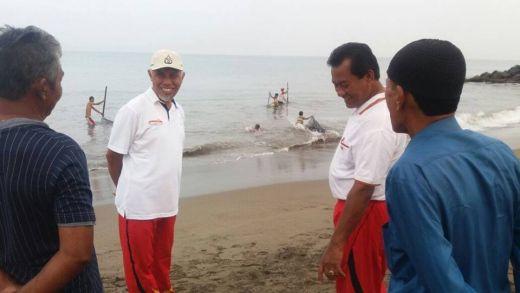Maksiat Pergi, Kehidupan di Pantai Padang Mulai Berlimpah Rezeki