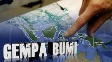 Gempa Bumi Kembali Goyang Kabupaten Pesisir Selatan, Warga Sempat Kaget