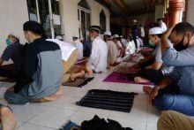 Masjid di Payakumbuh Telah Melaksanakan Shalat Jumat Berjamaah